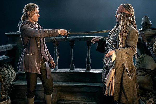 Pirates 5 son