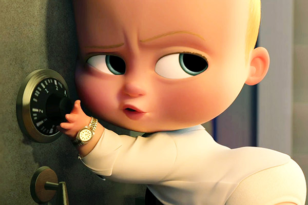 the boss baby-cute