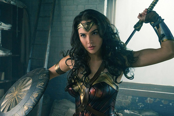 wonder woman stronge