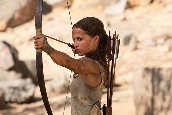 Tomb Raider Archer