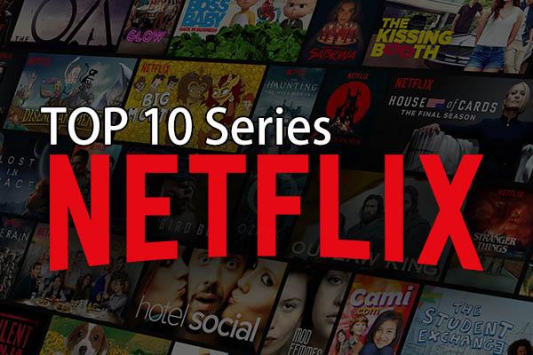 Netflix แหล่งรวบรวมซีรี่ย์ ภาพยนต์ มากมาย